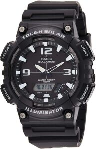 This is a Casio Mens Solar Sports Watch